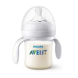 Philips Avent 親乳感PA防脹氣奶瓶-125ml(單入) SCF472-18