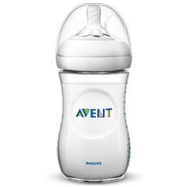 Philips Avent 親乳感PP防脹氣奶瓶-260ml(單入) SCF693-17