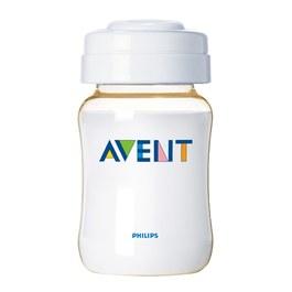 Philips Avent 經典PES母乳儲存瓶(260ml)-單入