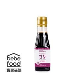 Bebefood 寶寶福德 寶寶專用醬油 (煮湯調味用)