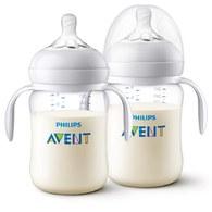 Philips Avent 親乳感PA防脹氣奶瓶-260ml(雙入) SCF474-28