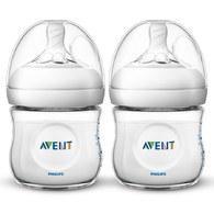 Philips Avent 親乳感PP防脹氣奶瓶-125ml(雙入) SCF690-27