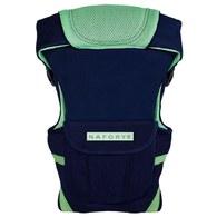 拉孚兒naforye 哈格幫手多功能嬰兒揹巾-藍綠
