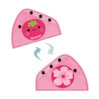 拉孚兒naforye 安全帶高度調整套-草莓小花