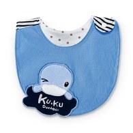 酷咕鴨Kuku - 眨眨眼小圍兜
